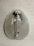 Копия Нагрудный знак бронетанковых частей Чехословацкой Армии, фото №3