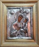 Икона Богородица Смоленская 1779г., фото №2