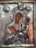 Икона Богородица Смоленская 1779г., фото №3