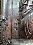 Икона Богородица Смоленская 1779г., фото №4