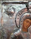 Икона Богородица Смоленская 1779г., фото №6