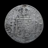 8 Реал 1821, Испания, фото №3