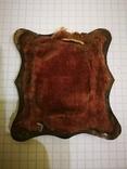 Икона миниатюрная, емаль, за реставрации, фото №8