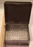 Пластиковая шкатулка Ламбре для 1 мл тестеров, пробников / Lambre, фото №2