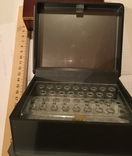 Пластиковая шкатулка Ламбре для 1 мл тестеров, пробников / Lambre, фото №4