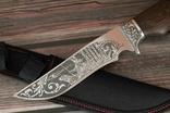 Охотничий нож Сокол, фото №3