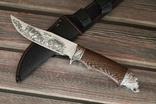 Охотничий нож Тигр, фото №2
