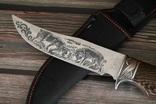 Охотничий нож Тигр, фото №3