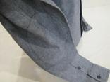 Модная мужская рубашка Bellfield оригинал в отличном состоянии, фото №5