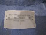 Модная мужская рубашка Bellfield оригинал в отличном состоянии, фото №7