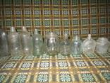 Старинные бутылочки 14шт., фото №5
