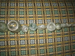 Старинные бутылочки 14шт., фото №10