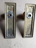 Дверные ручки. Латунь., фото №4