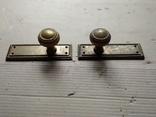 Дверные ручки. Латунь., фото №8