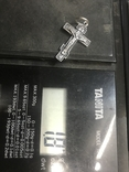 Крестик Серебро, фото №4