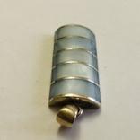 Кулон подвеска серебро 925 пробы 7.4 грамма, фото №10