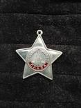 Орден Славы 3-ей степени безномерной, копия, фото №2