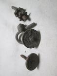 Закрутки с надписями и узорами от керосинок, фото №7