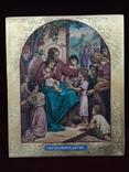 Икона Иисус Благословляющий Деток, фото №2