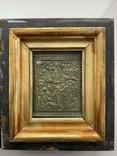"""Икона """"Воскресение Христово"""" в киоте, фото №3"""