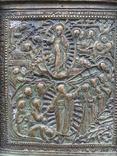 """Икона """"Воскресение Христово"""" в киоте, фото №5"""