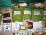 10 штук в лоте!Усиленный Паёк ДПНП-1-7 в реторт-пакетах с беспламенными нагревателями пищи, фото №7