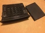 Карман под магнитолу Skoda Octavia A5, перчаточный ящик, заглушка, фото №3