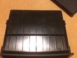 Карман под магнитолу Skoda Octavia A5, перчаточный ящик, заглушка, фото №6