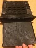 Карман под магнитолу Skoda Octavia A5, перчаточный ящик, заглушка, фото №12