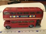 Автобус Двухэтажный Англия corci toys London transport  Routemaster, фото №3