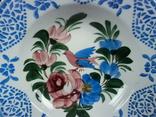 Старинная настенная тарелка №2 Австро-Венгрия, фото №3