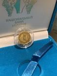 Монета Рыбы 2 грн., фото №2