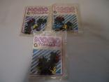 Три набора мотогонщиков для игры ,, Мото - трек ,,, фото №2