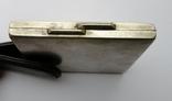 Серебрянная пудреница 875 пробы, фото №6