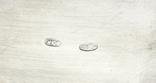Серебрянная пудреница 875 пробы, фото №8