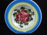 Старинная настенная тарелка №3 Австро -Венгрия., фото №2