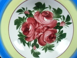 Старинная настенная тарелка №3 Австро -Венгрия., фото №4