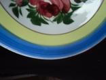 Старинная настенная тарелка №3 Австро -Венгрия., фото №8