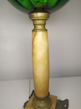 Гасовая лампа 15 BEC HUGO Germany 1920, фото №6