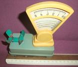 Весы - игрушка детская из СССР., фото №6