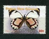 Папуа-Новая Гвинея, бабочка., фото №2