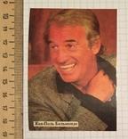 Жан-Поль Бельмондо, артист, 1990 г. / актор, фото №2