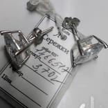 Набор кольцо и серьги, фото №8