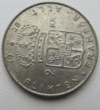 2 кроны 1958 год, Швеция, фото №3