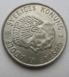 2 кроны 1958 год, Швеция, фото №6