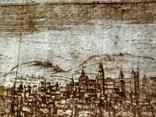 1758 Сенс Шампань Франция (карта план 37х21 Верже) СерияАнтик, фото №13
