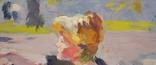 """В.Кнышевский""""Материнство"""",х.м.28х51см,1983г, фото №6"""