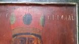 Ковчежный (Николай Чудотвориц) 18 века(26,5×30,5 см.), фото №9