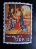 Ирландия. 1977 г. Религия. MNH, фото №2