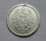 20 пфеннигов 1874 (F), Германия, серебро, фото №9